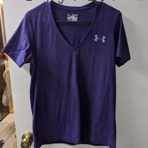 Ladies under armour tee shirt